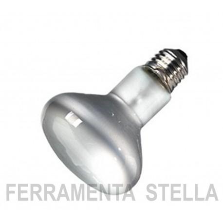 lampadina spot : ... LAMPADA LAMPADINA ALOGENA REFLEX FARETTO SPOT R63 - E27 - 42W CLASSE C
