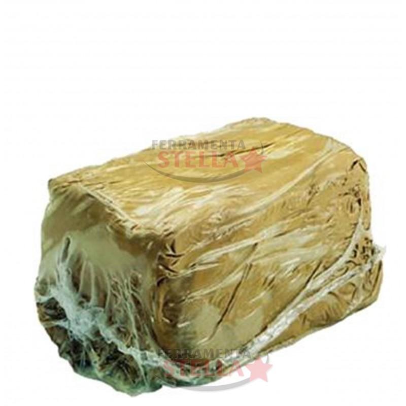 Il Mastice Del Vetraio.Stucco Mastice Pasta 1kg X Vetro Vetri Vetraio Panetto Grigio
