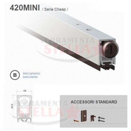 Hermetic paraspifferi sottoporta automatico art 420 x - Paraspifferi sottoporta automatico ...