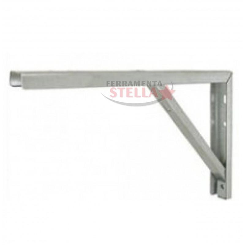 Mensola 30 cm zincata pesante for Mensola 30 cm
