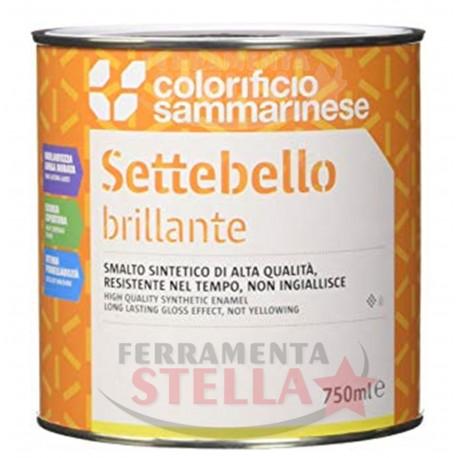 SETTEBELLO SMALTO SINTETICO x FERRO LEGNO ECC..