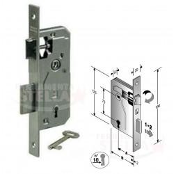 Serratura patent per porte interni