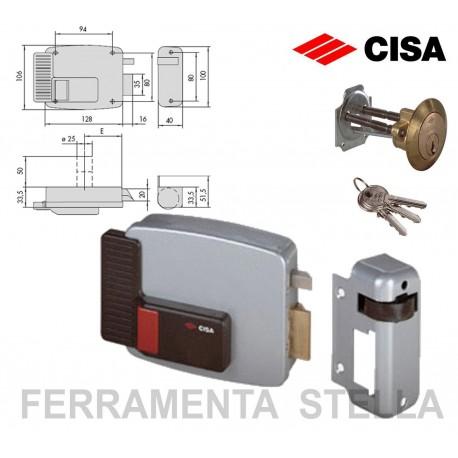 Serratura elettrica da applicare Elettroserratura