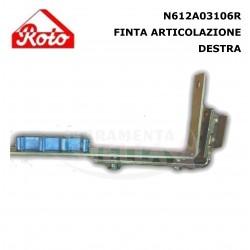 FINTA ARTICOLAZIONE SINISTRA - N612A03106L - FOTO ESEMPLIFICATIVA DEL MODELLO