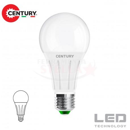 LAMPADINA LAMPADA LED RISPARMIO ENERGETICO - modello GLOBO - 20 W - luce CALDA - attacco E 27