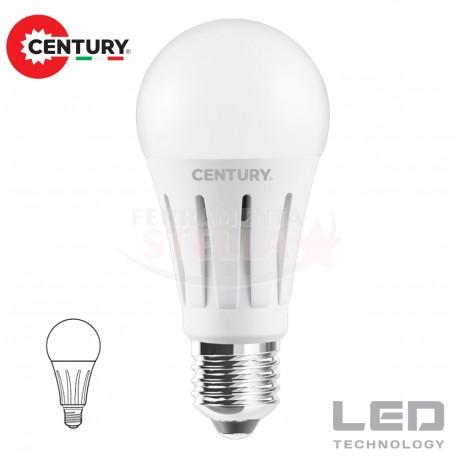 LAMPADINA LAMPADA LED RISPARMIO ENERGETICO - modello GOCCIA PLUS - 24 W - luce FREDDA- attacco E 27