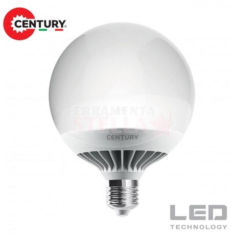 LAMPADINA LAMPADA LED RISPARMIO ENERGETICO - modello SFERA - 8 W - luce CALDA - attacco E 14