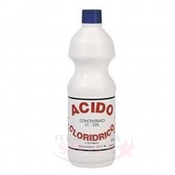 ACIDO CLORIDRICO MURIATICO 33%