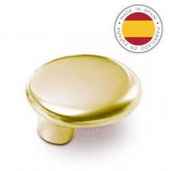 Pomolino oro lucido 32 x 26 mm
