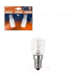 LAMPADA LAMPADINA STANDARD - SERIE per FORNO - MIGNON 15 w - 230V - E/14