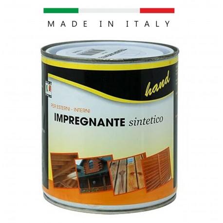 IMPREGNANTE A SOLVENTE PER LEGNO - INTERNI ed ESTERNI - colore TRASPARENTE - CONFEZIONE DA  LT 2,5