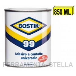 COLLA COLLANTE BOSTIK 99 TRASPARENTE UNIVERSALE x LEGNO GOMMA ADESIVO CONTATTO
