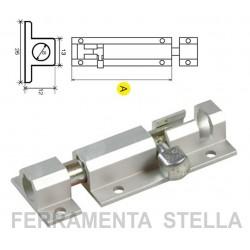 Catenacci in alluminio tipo stretto