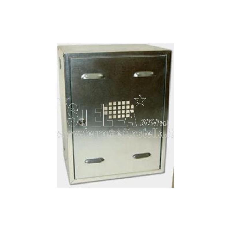 Cassetta mobiletto protezione contatore gas armadietto - Contatore gas in casa ...