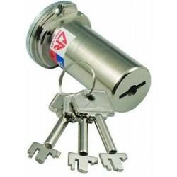 Cilindro di ricambio a pompa per serrature CR