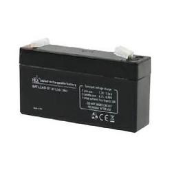 Batteria di ricambio per lampada di emergenza
