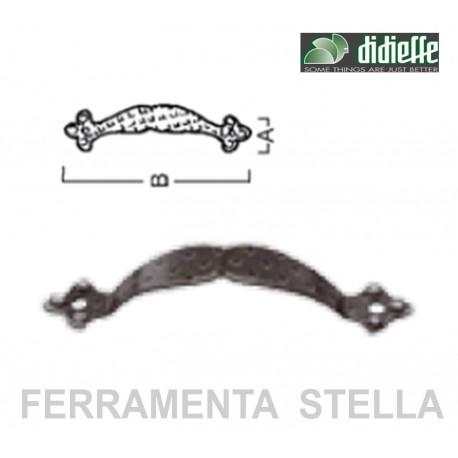 Maniglietta fissa serie Tirolo art. 422