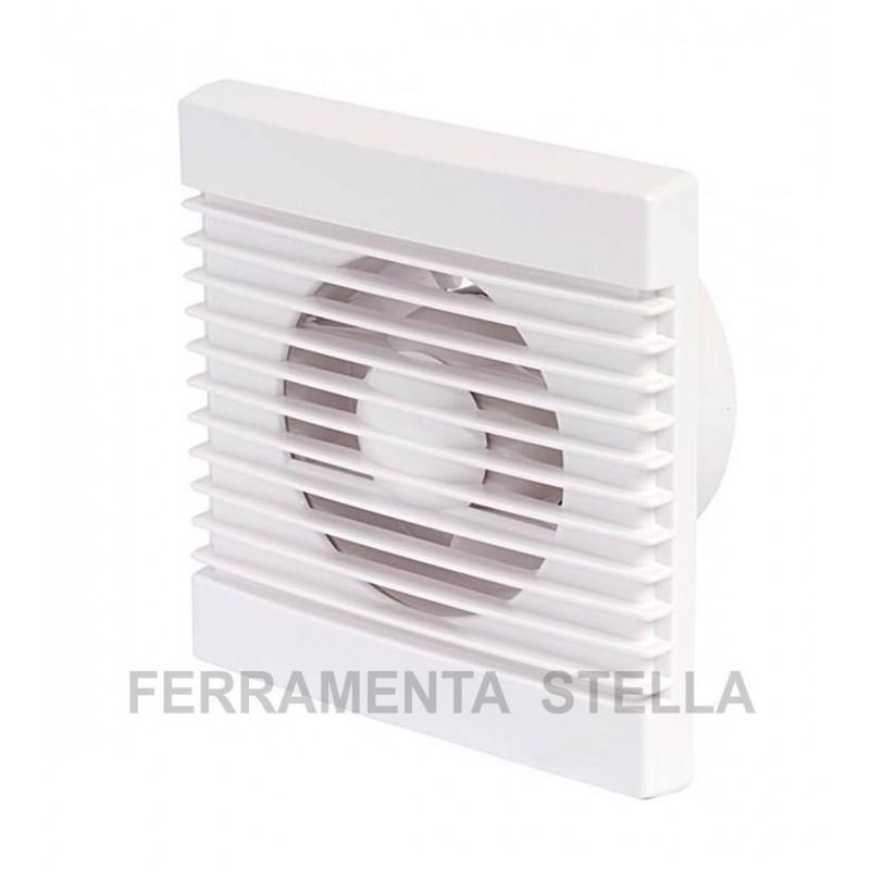 Aspiratore elettrico vortice aria areatore areazione 120 ventola bagno cucina - Ventola bagno vortice ...