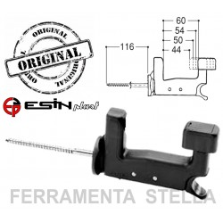 FERMA PERSIANE TOP GRILLO IN RESINA AUTOMATICO ORIGINALE VITE 120 MURO CAPPOTTO