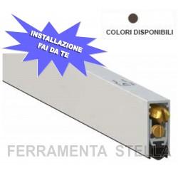 HERMETIC PARASPIFFERI AUTOMATICO ART. 1450 x BLINDATE - PORTE IN LEGNO ALLUMINIO PVC FERRO