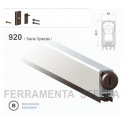 HERMETIC PARASPIFFERI SOTTOPORTA AUTOMATICO ART. 920 x BLINDATE - PORTE IN ALLUMINIO