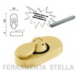 MARTELLINA PENDENTE DK MANIGLIA MANIGLIE PER FINESTRA BALCONE FINESTRE A PENDOLO SALVASPAZIO