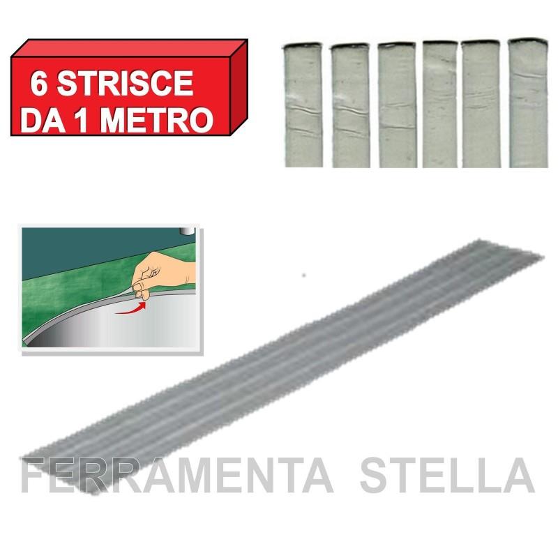 Mastice Per Lavello Cucina.Sigillante Sigilla Grigio X Lavelli Cucine Piani Cottura Vetro Metallo Mm 10 X 2