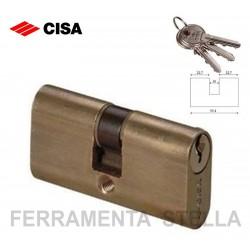 Cilindro ovale CISA o LOGO Cisa