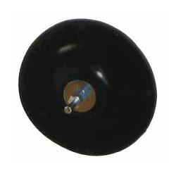 Plattorello in gomma 125 mm