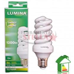 Lampadina lampada a risparmio energetico