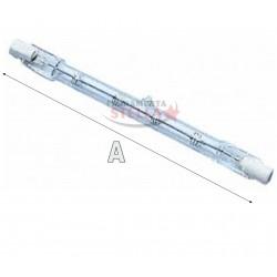 LAMPADINA LAMPADA  ALOGENA  J 78 MM LUNGHEZZA 120 W